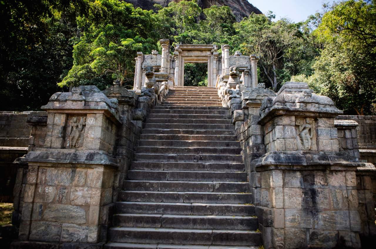 Citadelle de Yapahuwa