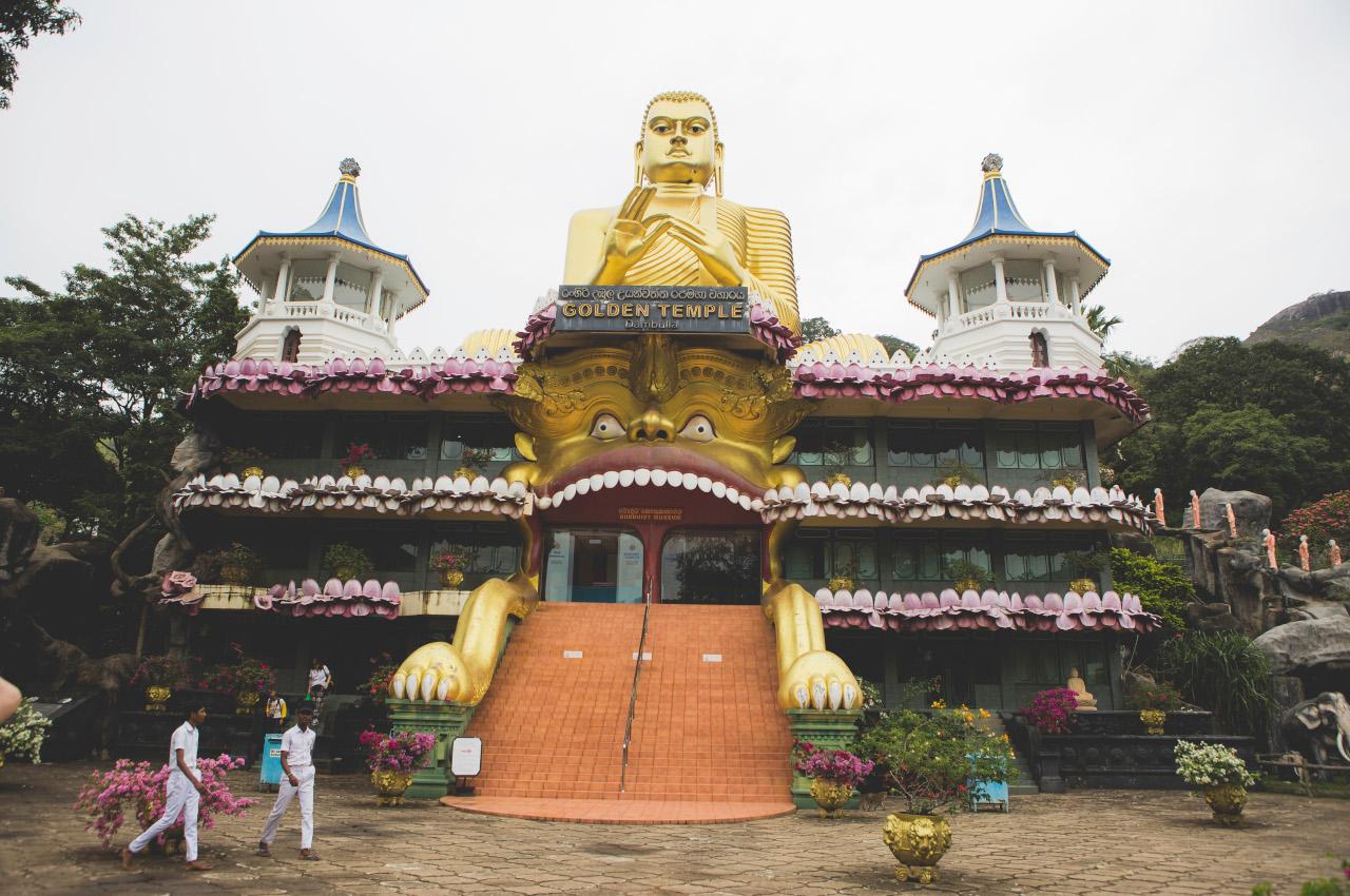 A voir Sri Lanka - Dambulla