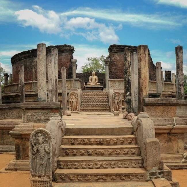 A voir Sri Lanka - Polonnaruwa