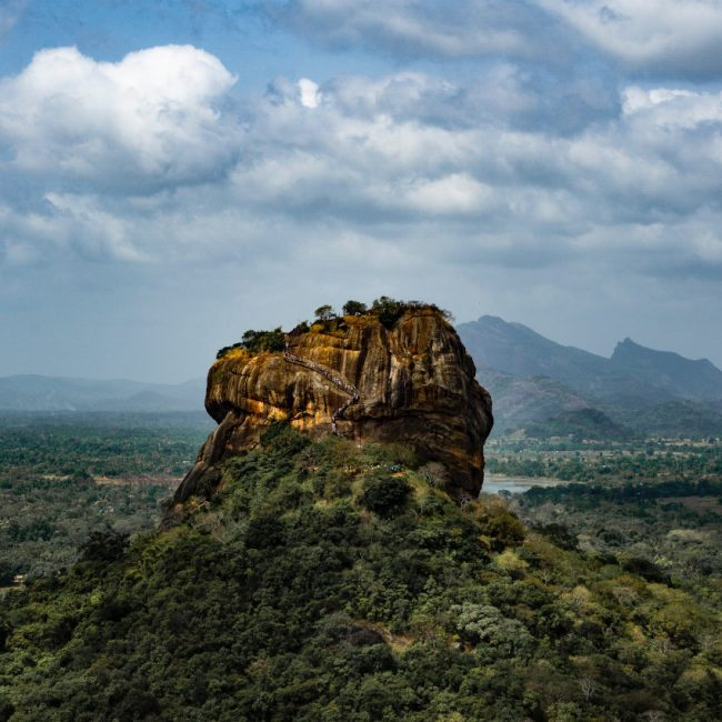 A voir Sri Lanka - Sigiriya