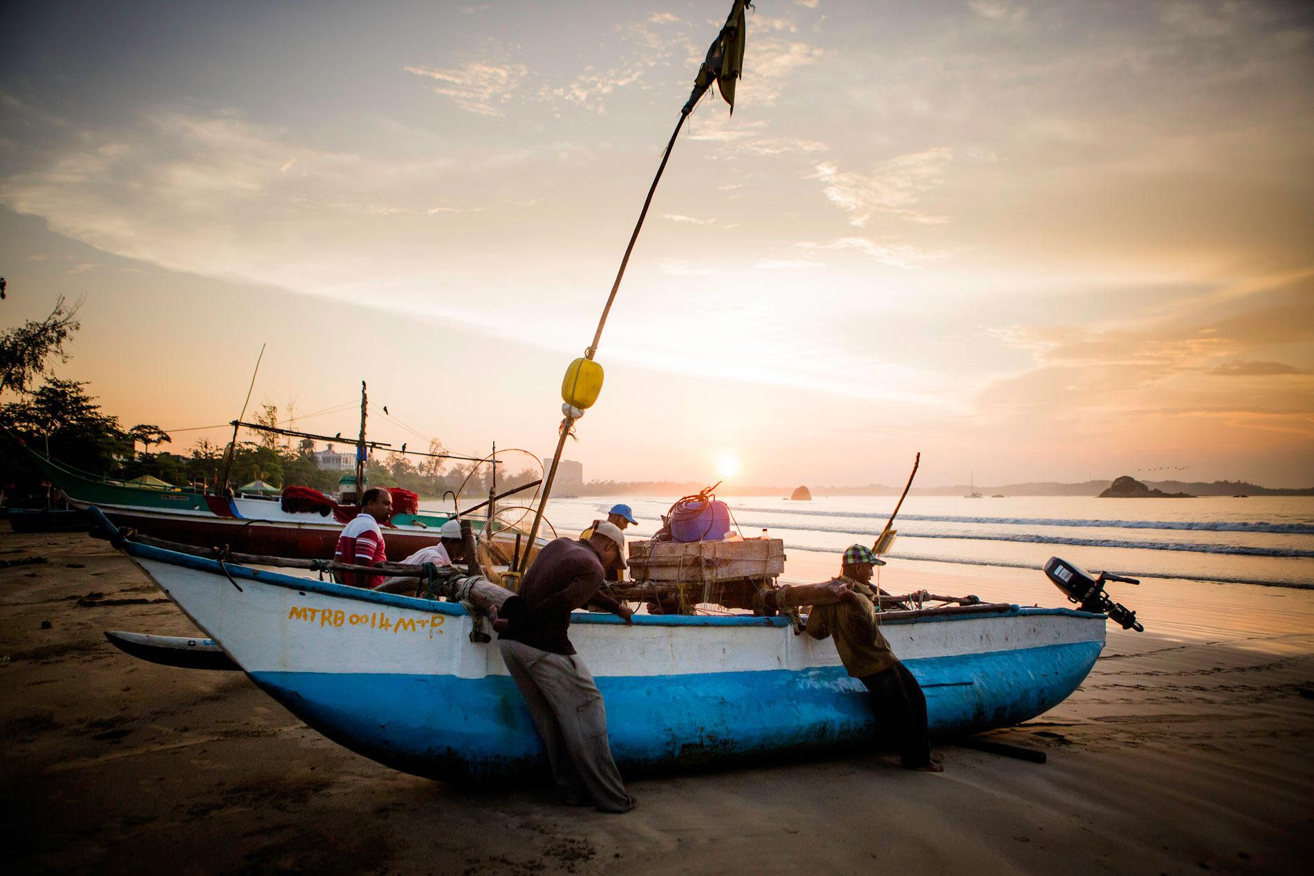 Sri Lanka - Pêcheurs - Atypique Lanka
