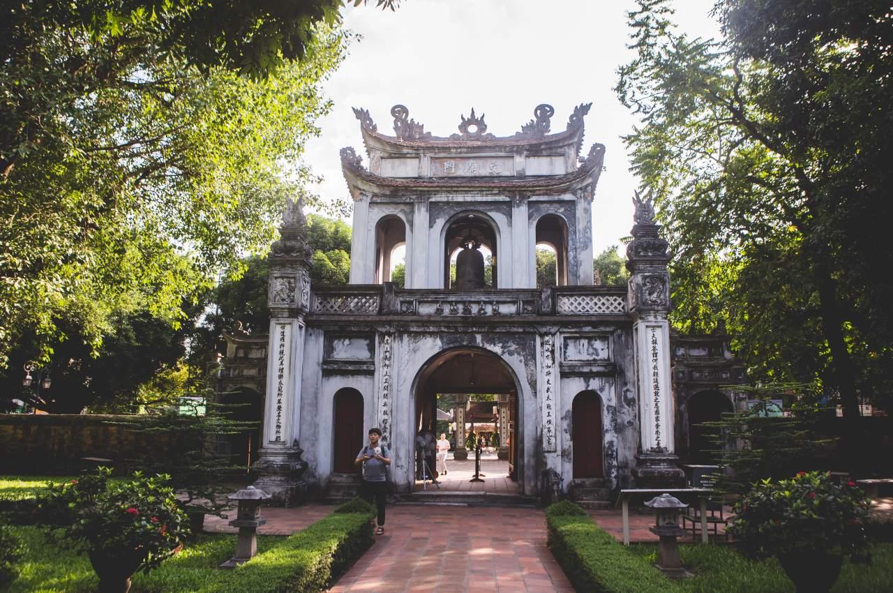 Hanoi au Vietnam