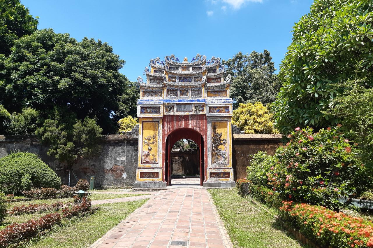 Hue au Vietnam