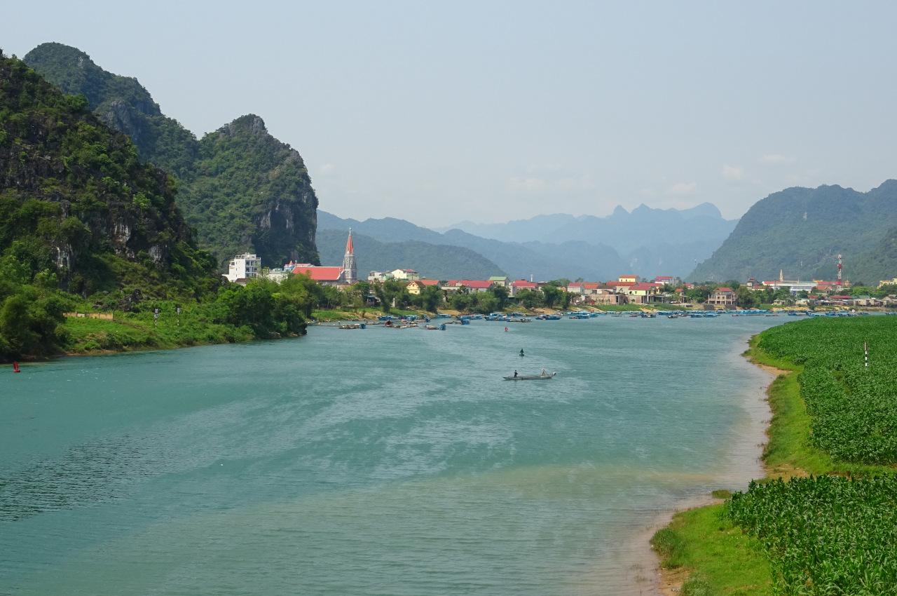 parc national de Phong nha