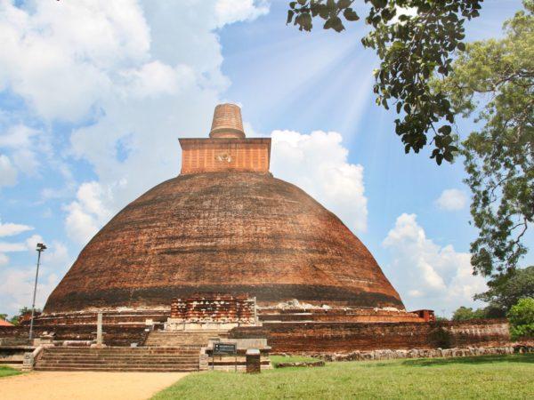 site archeologique sri lanka