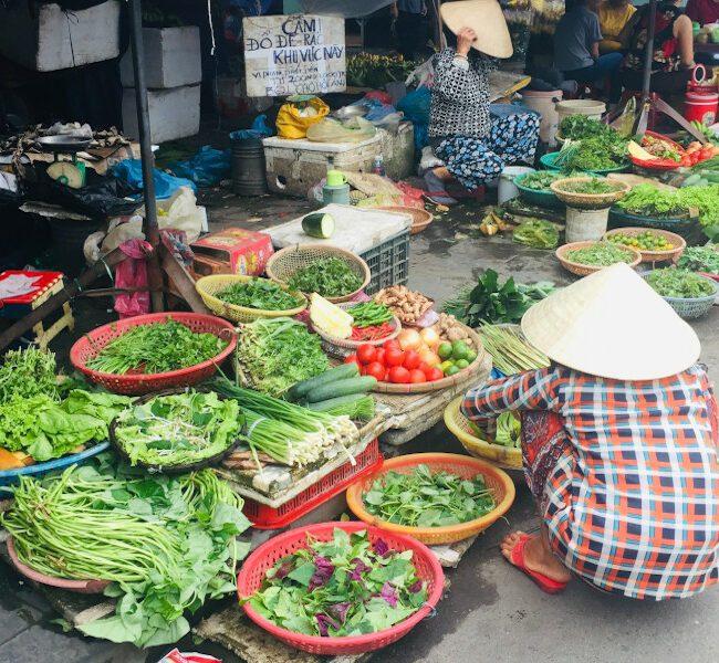 cuisine vietnamienne marché vietnam