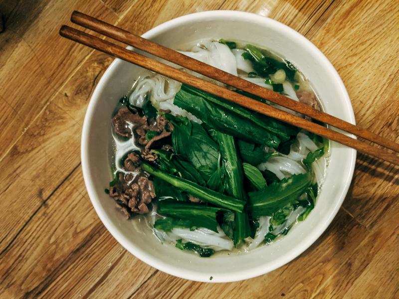 Pho cuisine vietnamienne